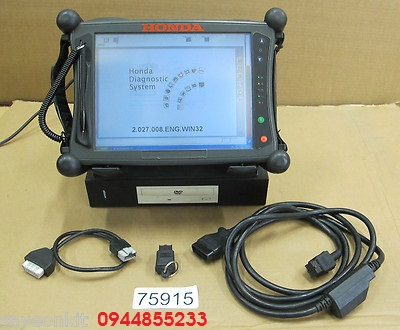 honda diagnostic system tablet tester (hds tablet tester)